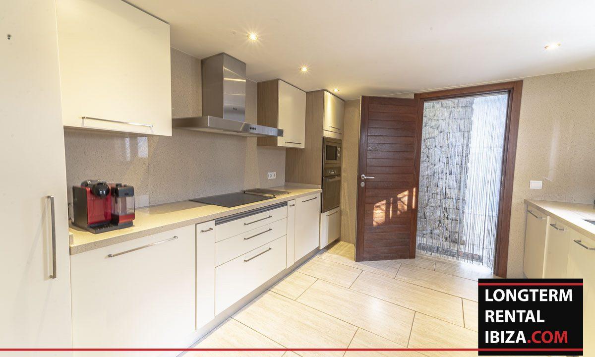 Long term rental Ibiza - Villa Mediterenean8