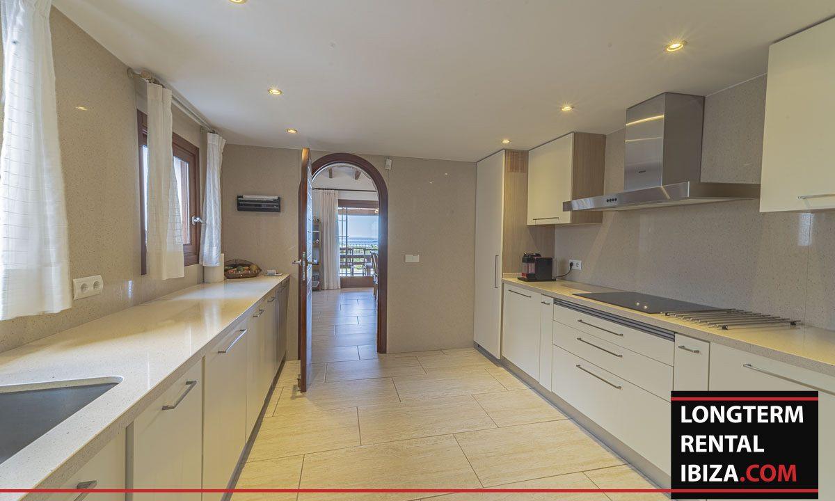 Long term rental Ibiza - Villa Mediterenean9