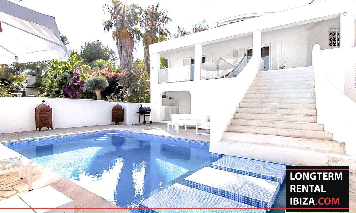 Long term rental Ibiza - Villa Perrita