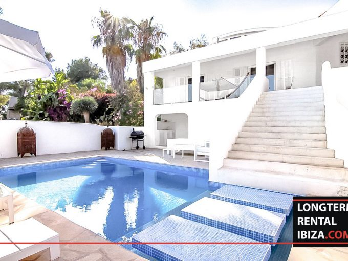 Long term rental Ibiza - Villa Perrita
