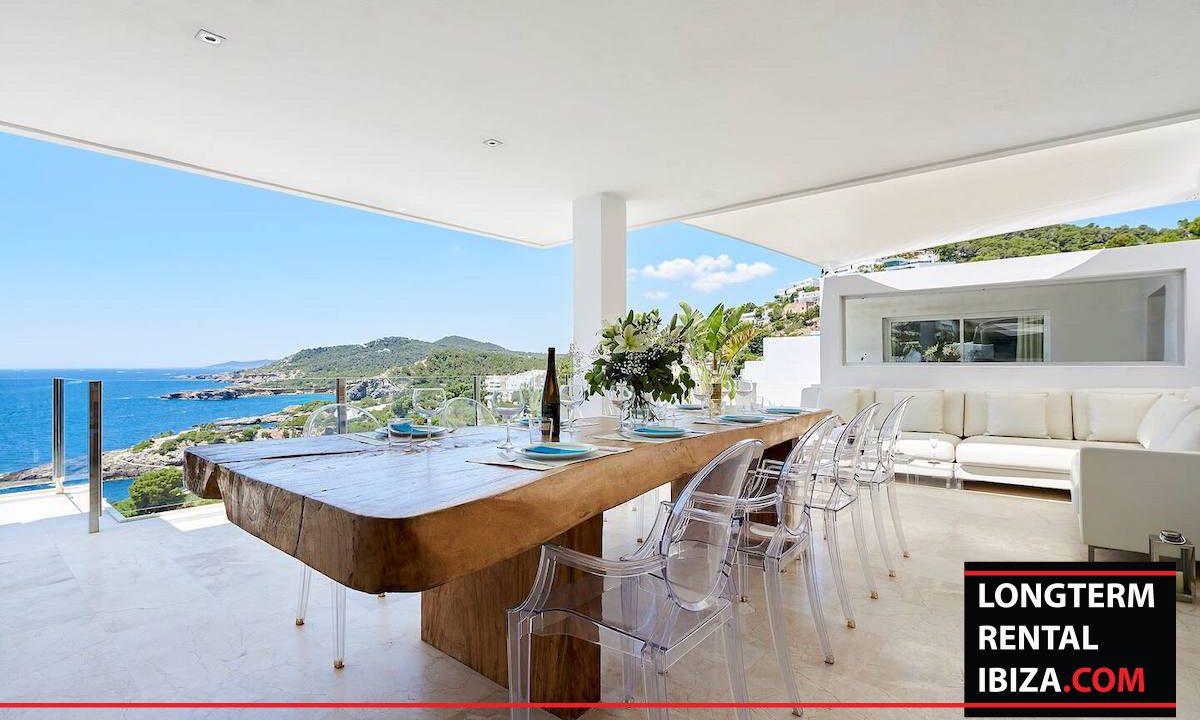 Long term rental Ibiza - Villa Roca Vista 1