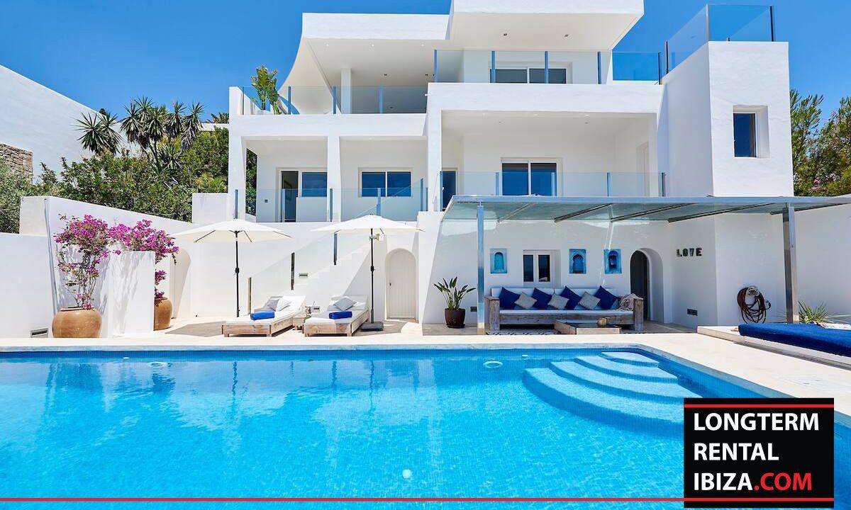 Long term rental Ibiza - Villa Roca Vista 13