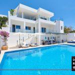 Long term rental Ibiza - Villa Roca Vista