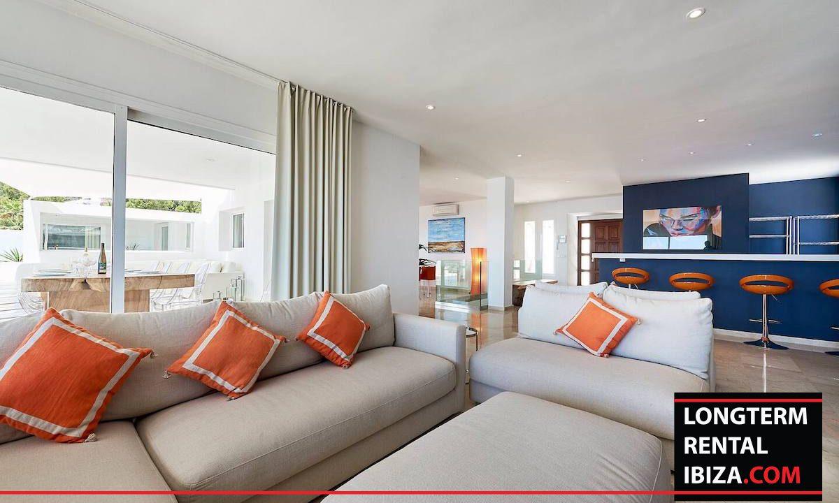 Long term rental Ibiza - Villa Roca Vista 5
