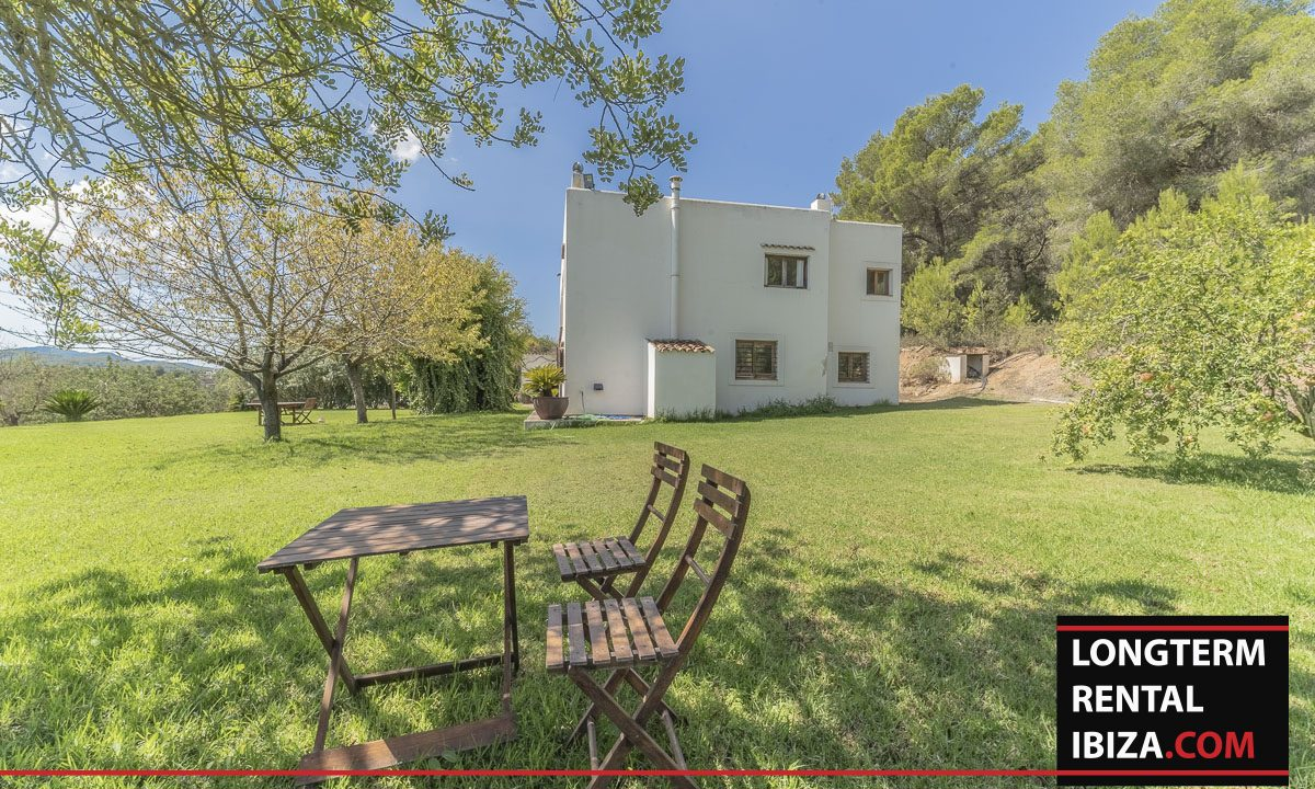 Long term rental Ibiza - Villa Utopia 32