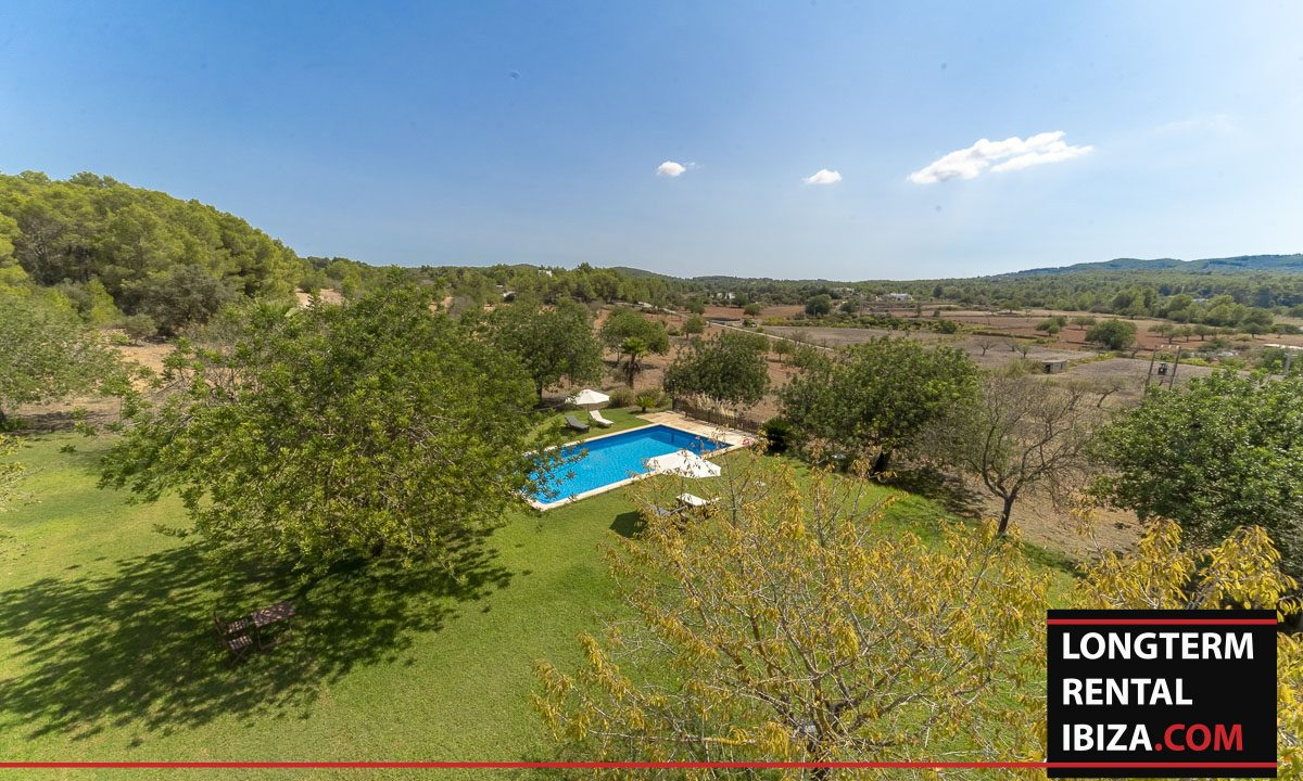 Long term rental Ibiza - Villa Utopia 4