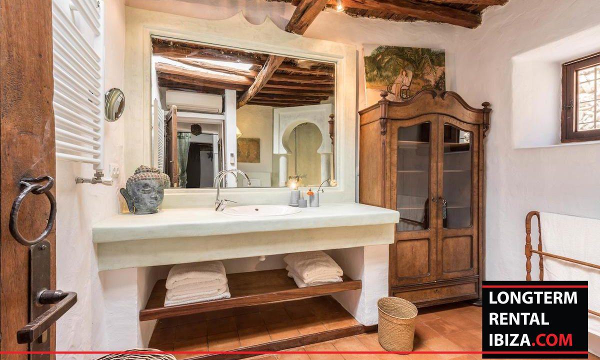 Long term rental Ibiza - Villa Yoga 15