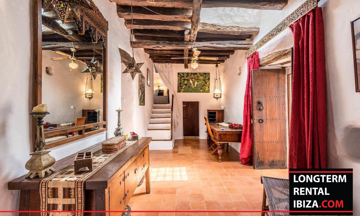 Long term rental Ibiza - Villa Yoga 17