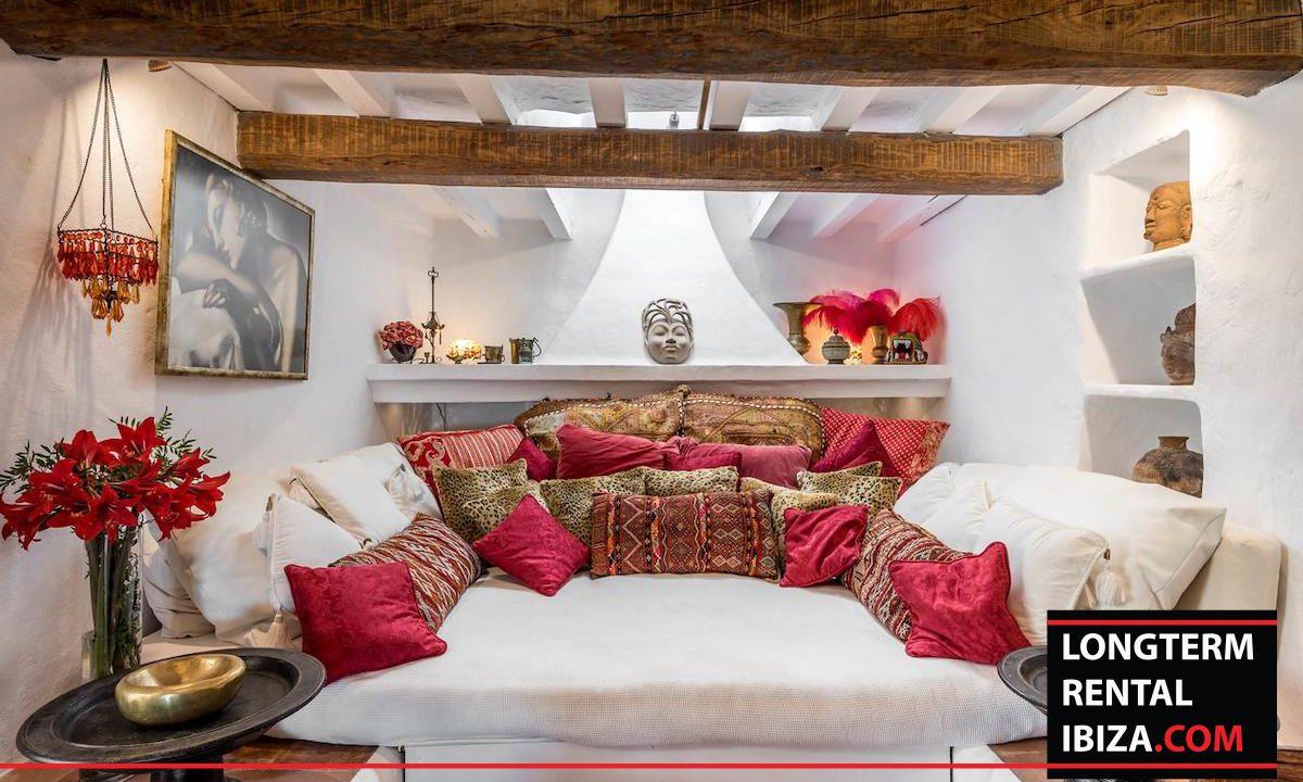 Long term rental Ibiza - Villa Yoga 18