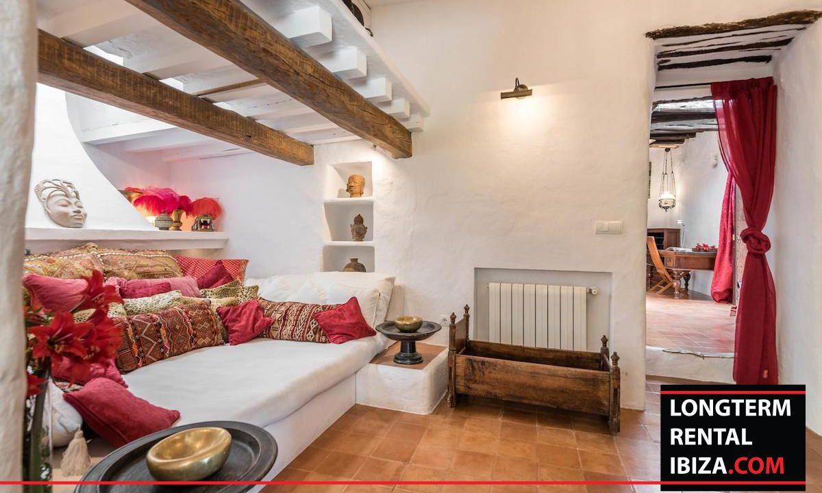 Long term rental Ibiza - Villa Yoga 19
