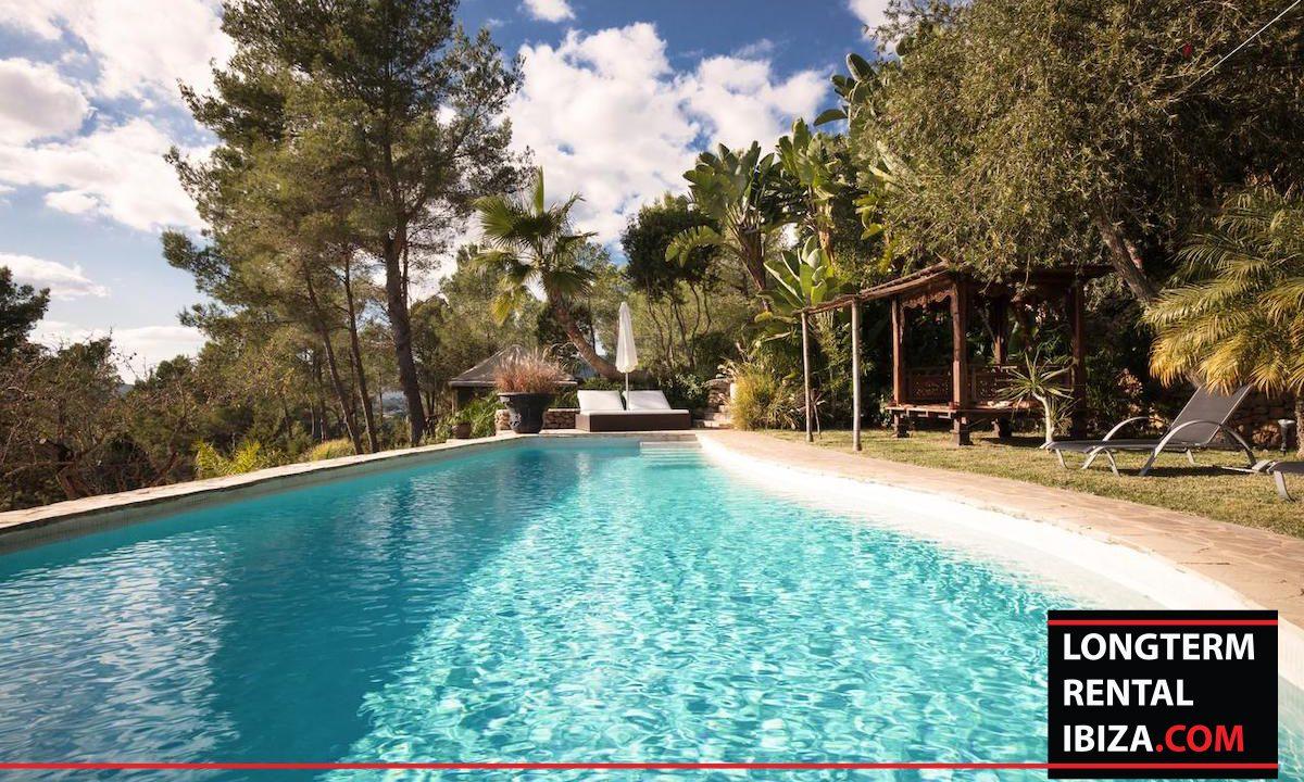 Long term rental Ibiza - Villa Yoga 2