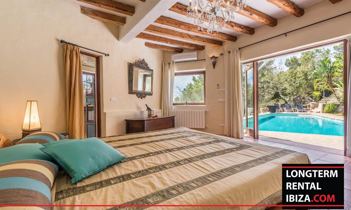 Long term rental Ibiza - Villa Yoga 21