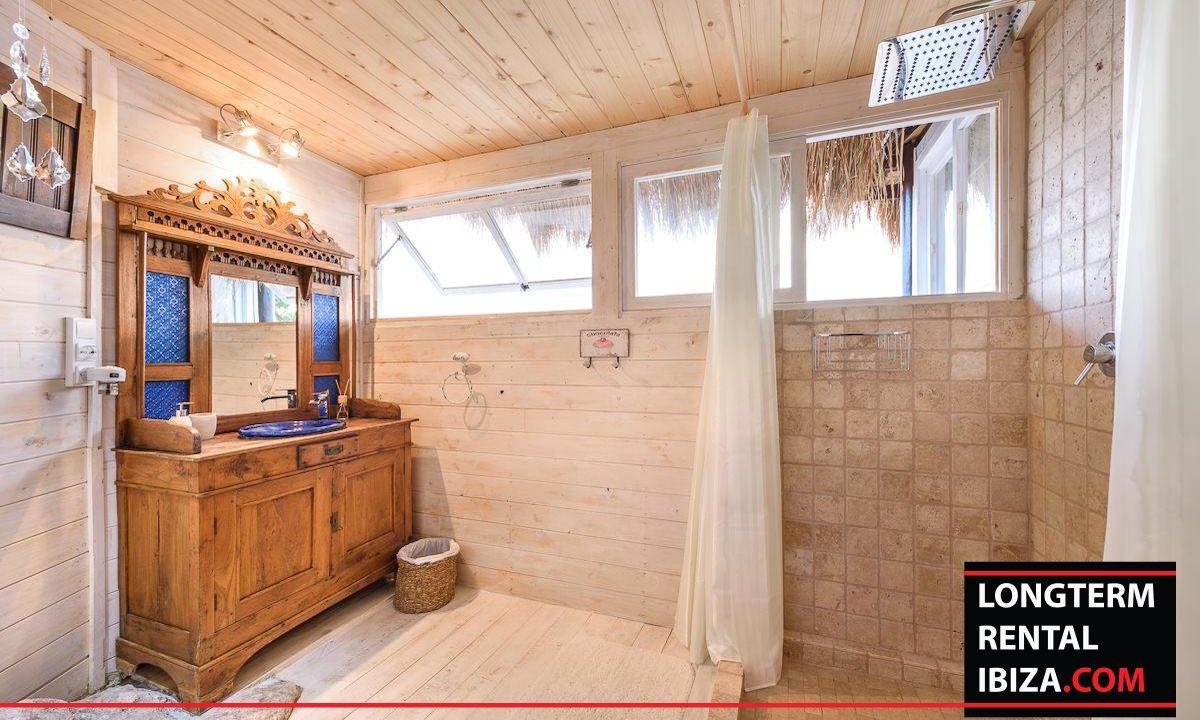 Long term rental Ibiza - Villa Yoga 25