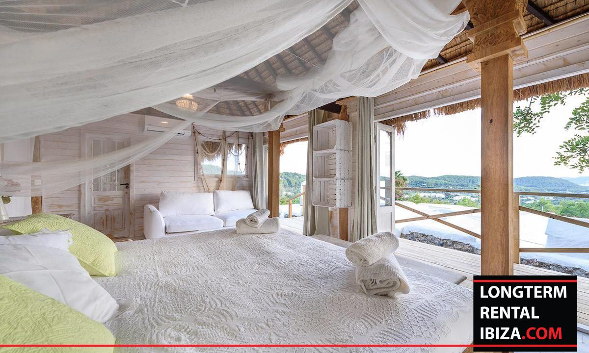 Long term rental Ibiza - Villa Yoga 28