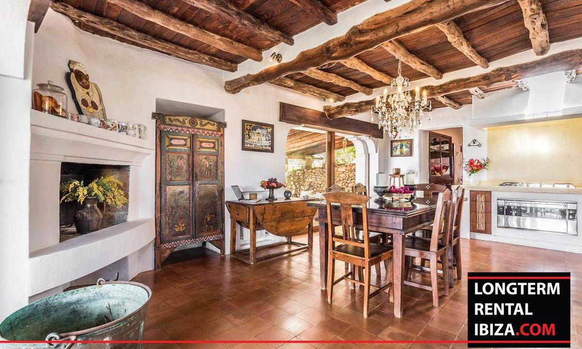 Long term rental Ibiza - Villa Yoga 3