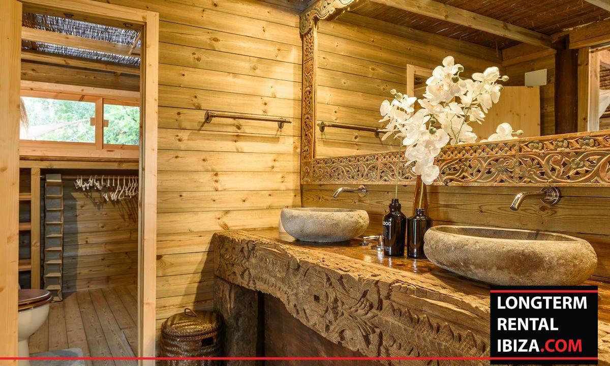 Long term rental Ibiza - Villa Yoga 31