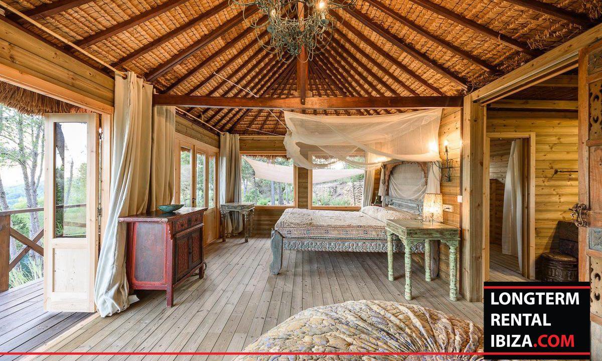 Long term rental Ibiza - Villa Yoga 35