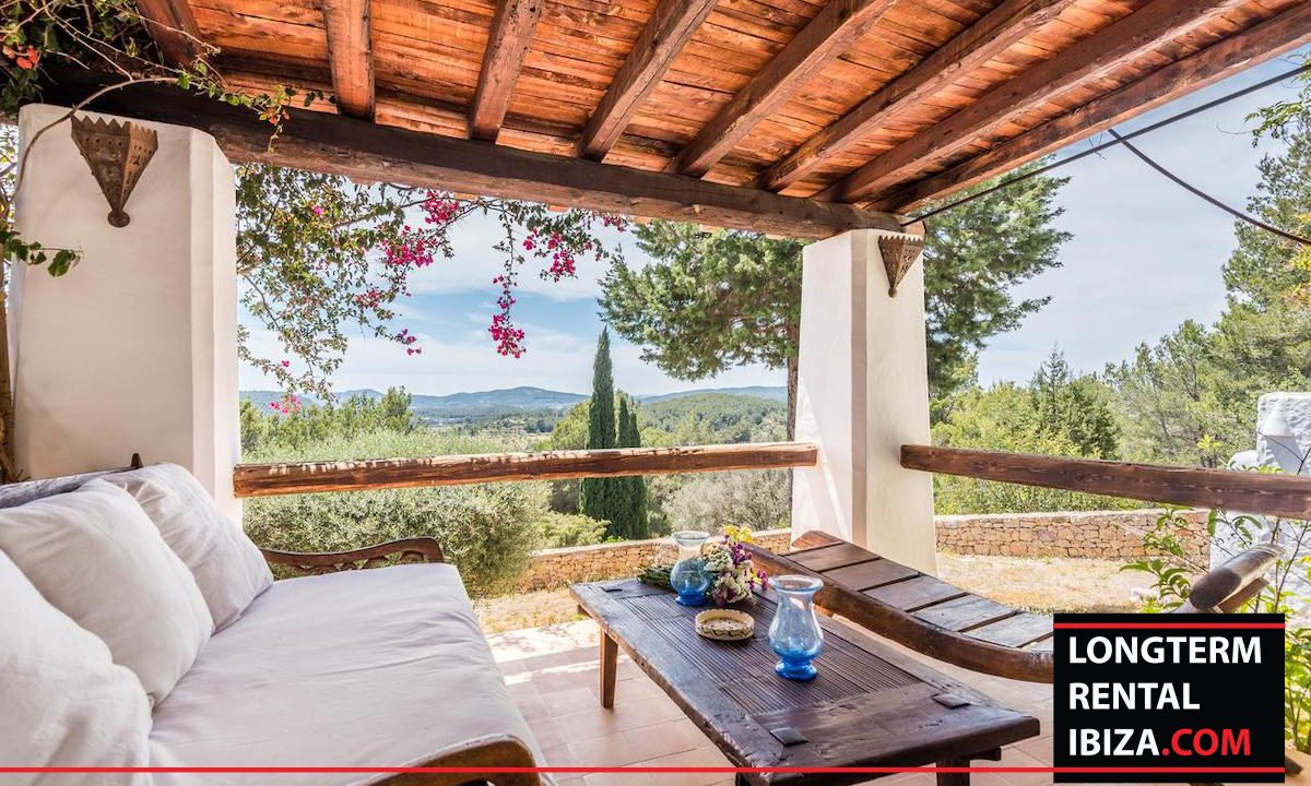 Long term rental Ibiza - Villa Yoga 4