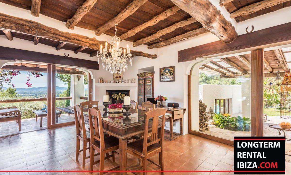 Long term rental Ibiza - Villa Yoga 7