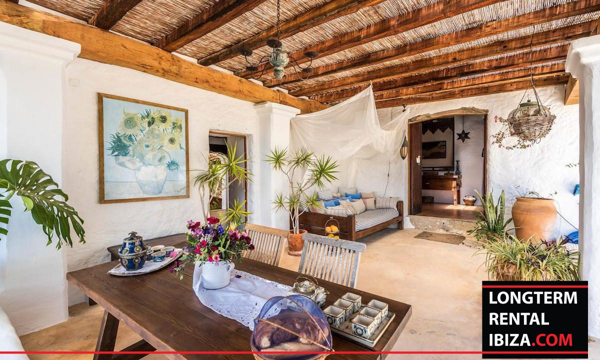 Long term rental Ibiza - Villa Yoga 8