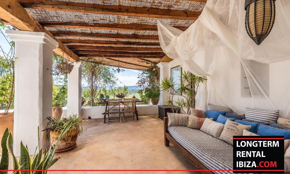 Long term rental Ibiza - Villa Yoga 9
