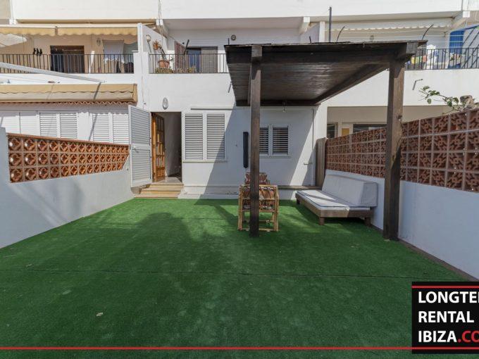 Long term rental Ibiza - Apartment Martinet