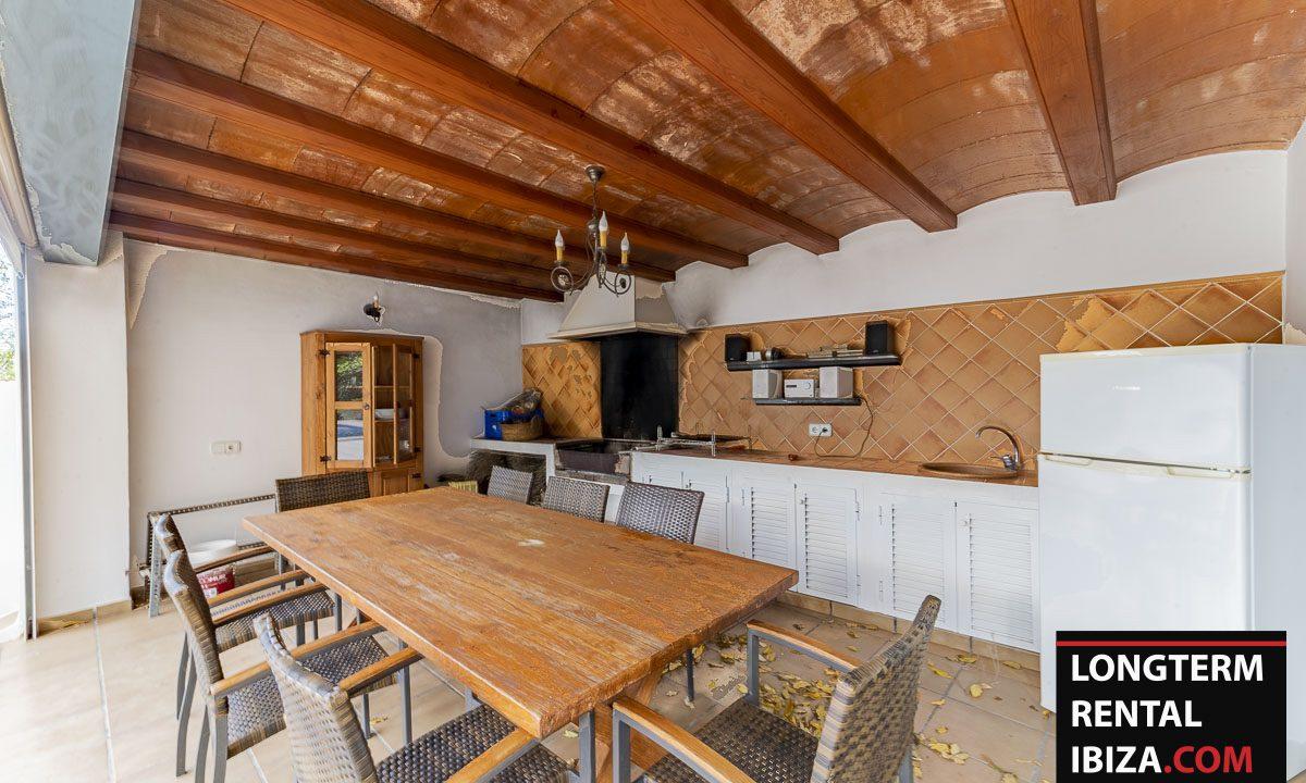 Long term rental Ibiza - Casa compartee 1