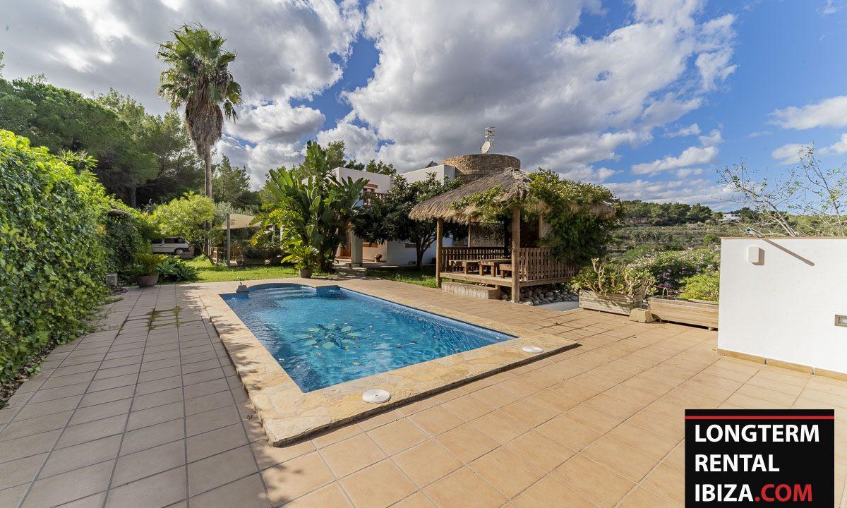 Long term rental Ibiza - Casa compartee 13