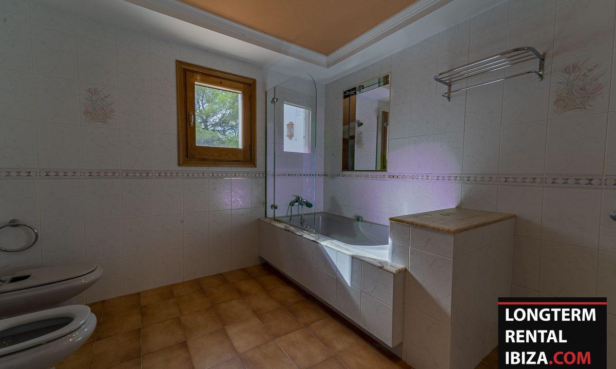 Long term rental Ibiza - Casa compartee 19