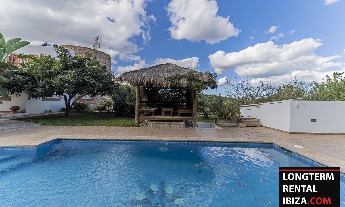 Long term rental Ibiza - Casa compartee 21
