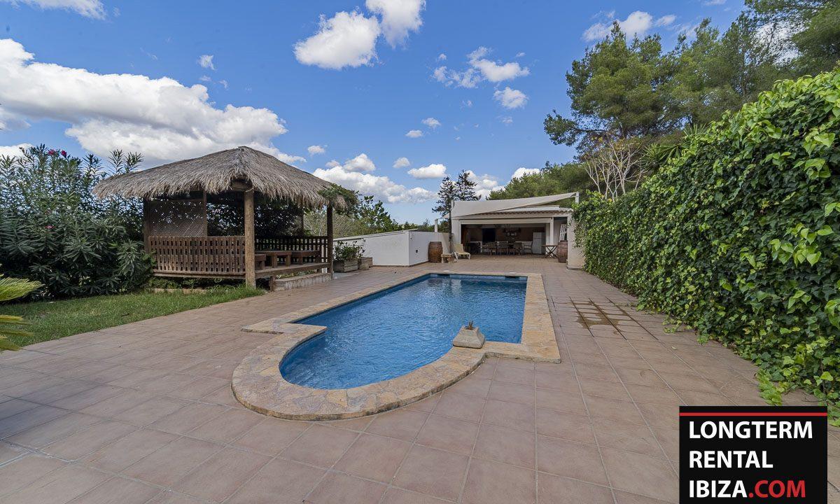 Long term rental Ibiza - Casa compartee 22