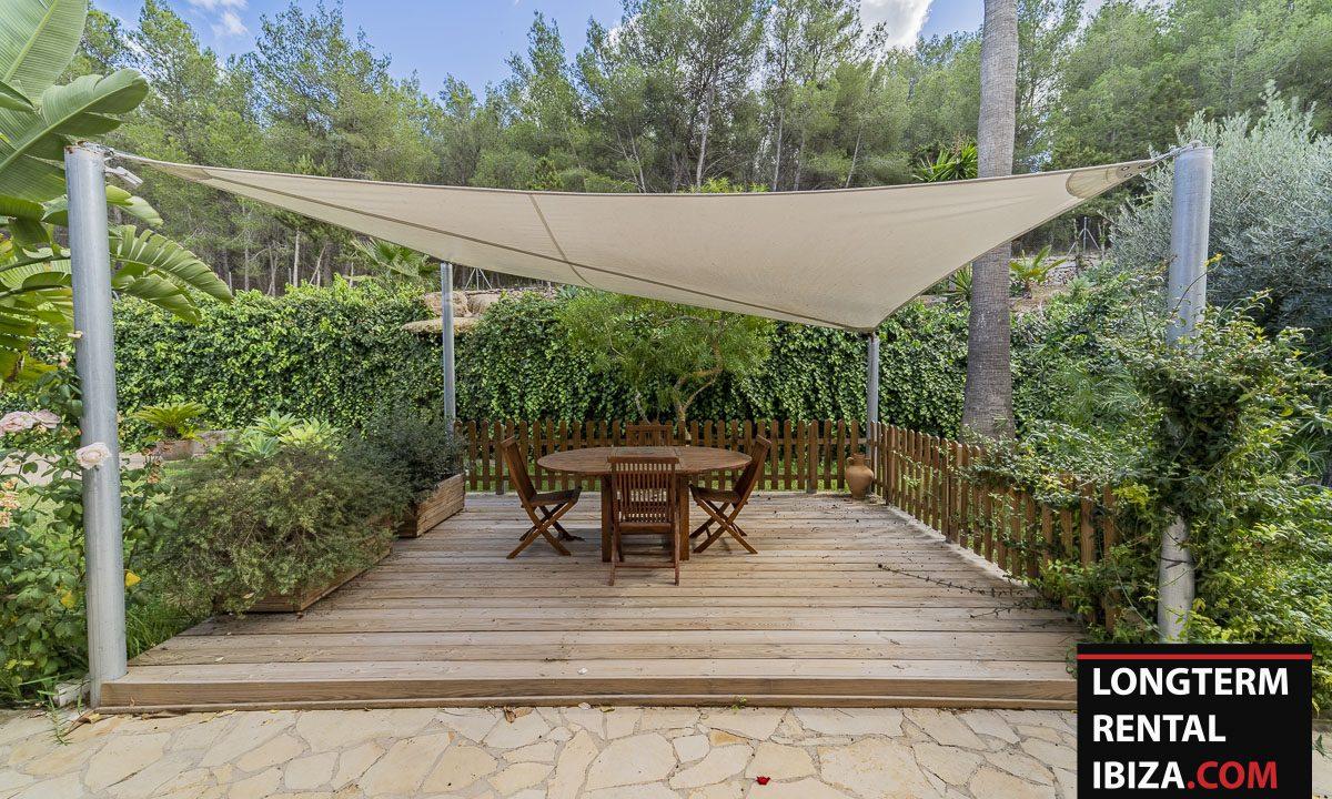 Long term rental Ibiza - Casa compartee 25