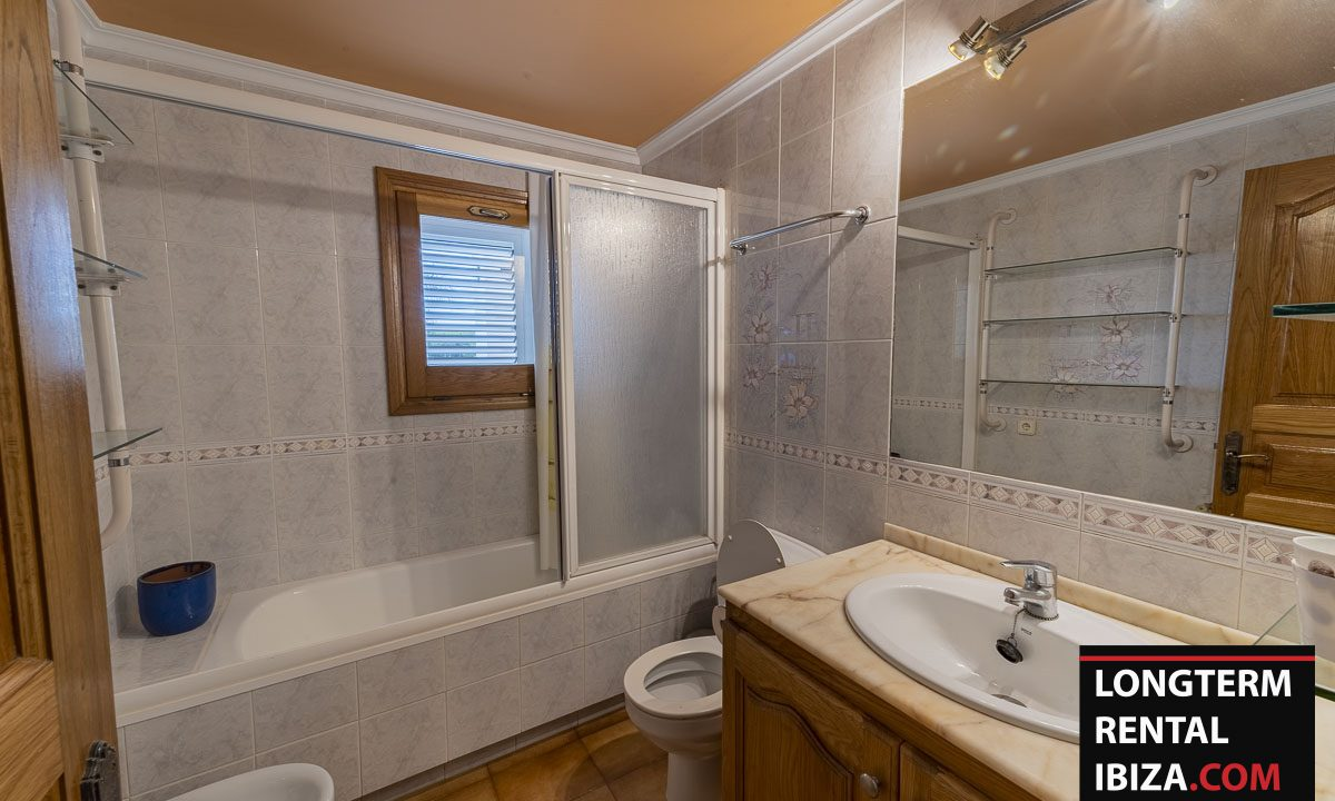 Long term rental Ibiza - Casa compartee 9