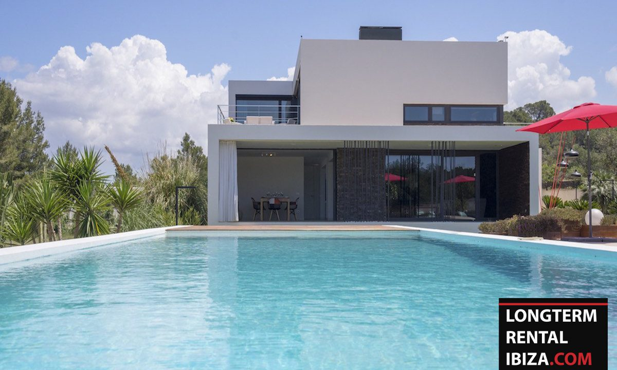 Long term rental Ibiza - Villa Benimussa 13