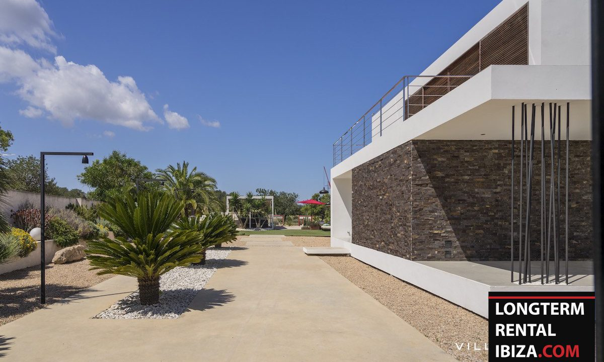 Long term rental Ibiza - Villa Benimussa 21