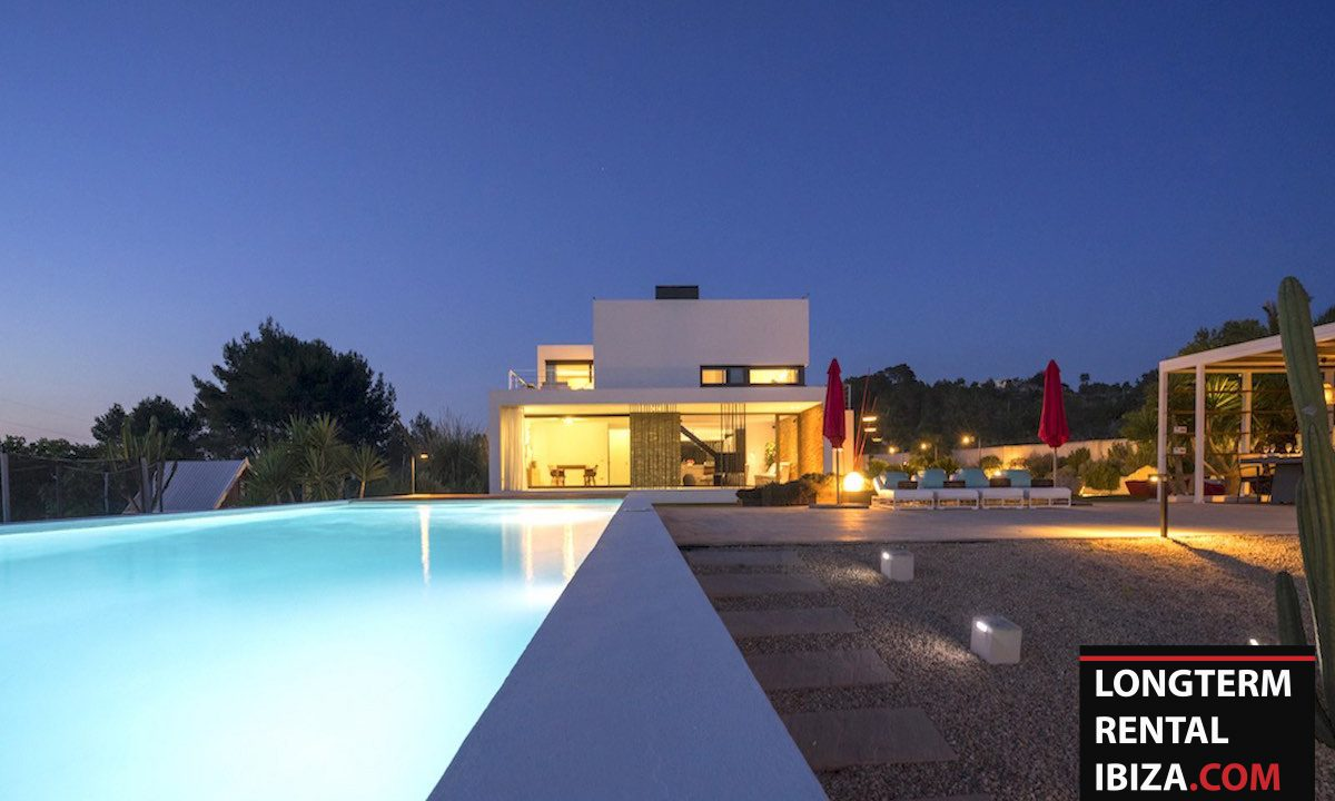 Long term rental Ibiza - Villa Benimussa 7