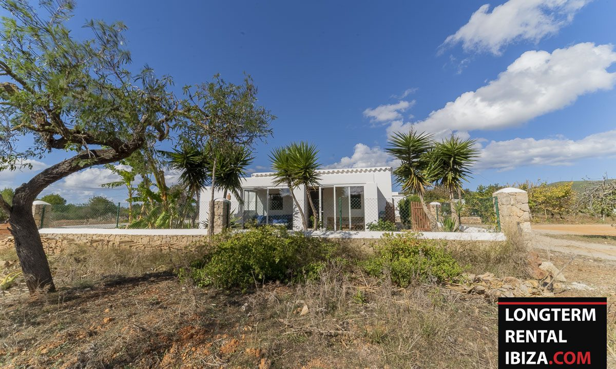 Long term rental Ibiza - Villa Casita