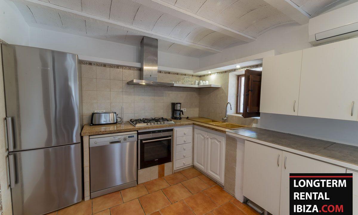 Long term rental Ibiza - Villa Casita 1