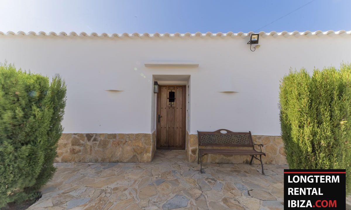 Long term rental Ibiza - Villa Casita 10