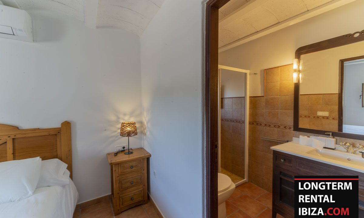 Long term rental Ibiza - Villa Casita 19