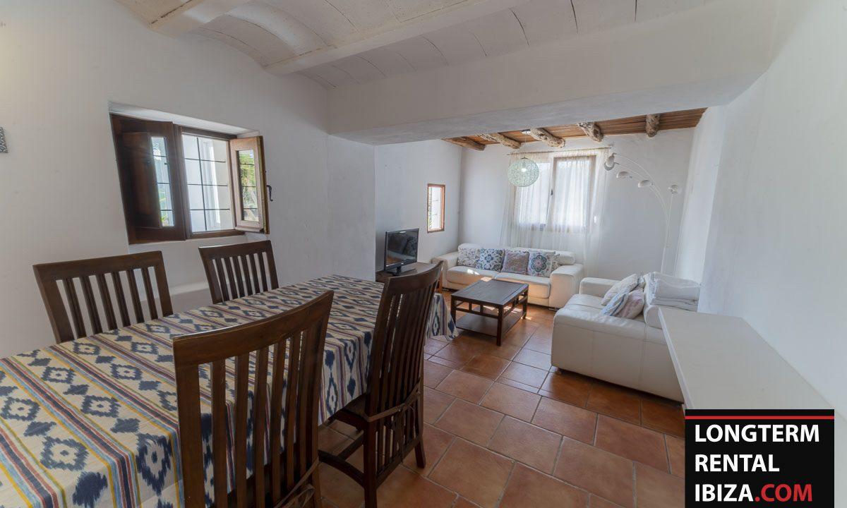 Long term rental Ibiza - Villa Casita 2