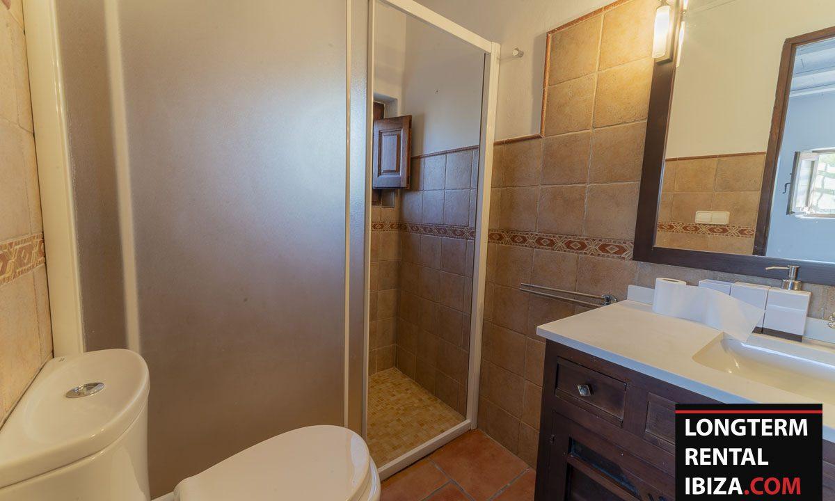 Long term rental Ibiza - Villa Casita 3