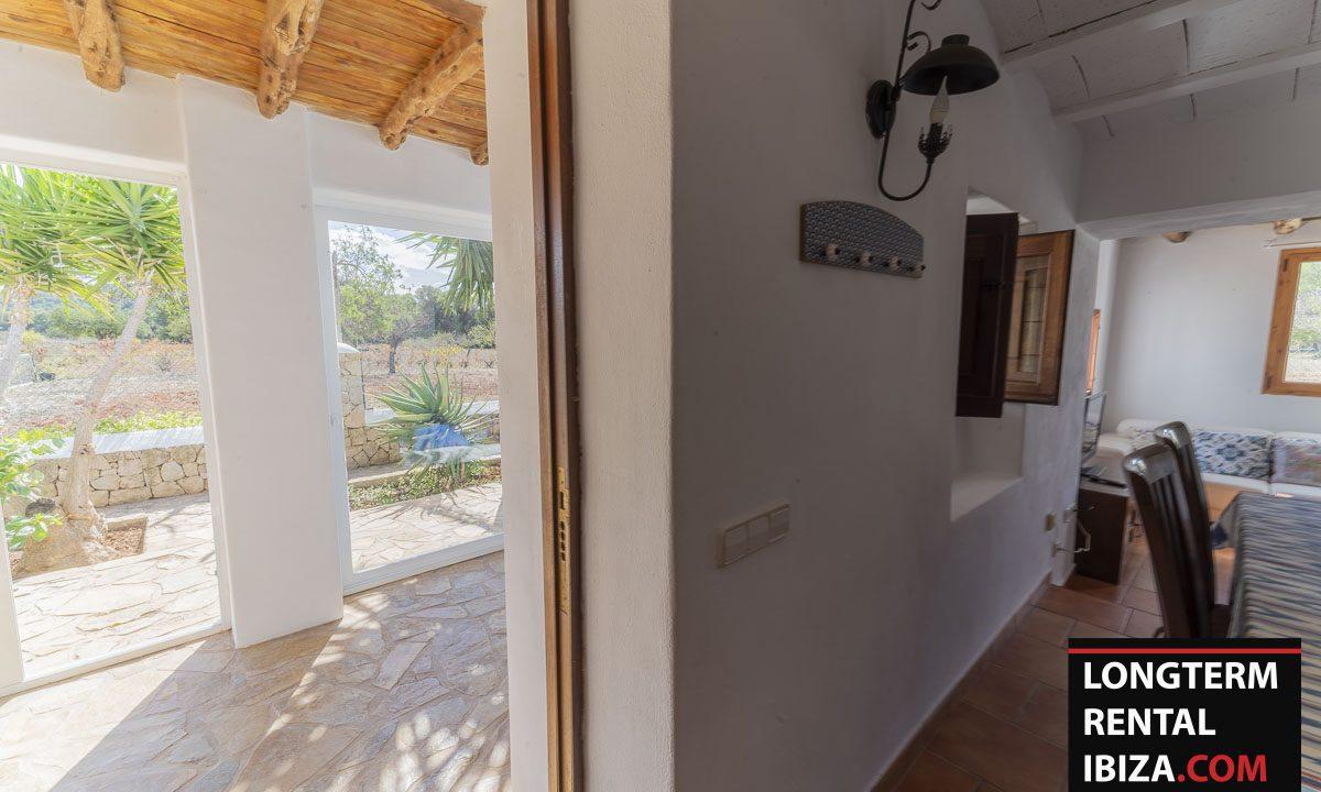 Long term rental Ibiza - Villa Casita 4