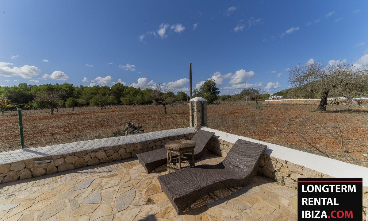 Long term rental Ibiza - Villa Casita 5