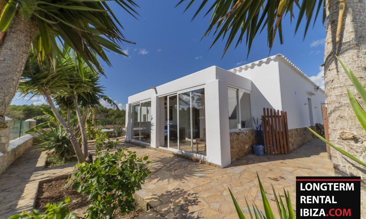 Long term rental Ibiza - Villa Casita 6