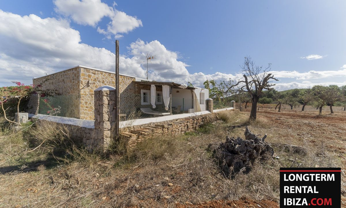 Long term rental Ibiza - Villa Casita 8