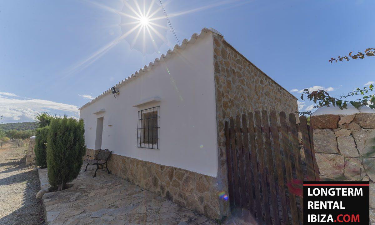 Long term rental Ibiza - Villa Casita 9