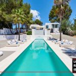 Long term rental Ibiza - Villa Extant