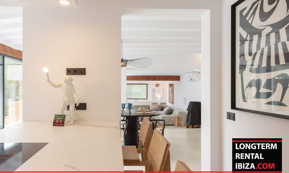 Long term rental Ibiza - Villa Indesign 12