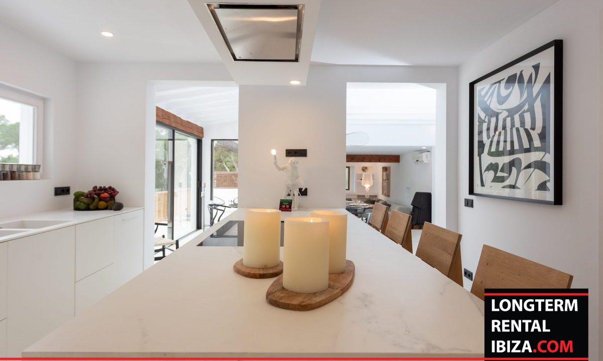 Long term rental Ibiza - Villa Indesign 17